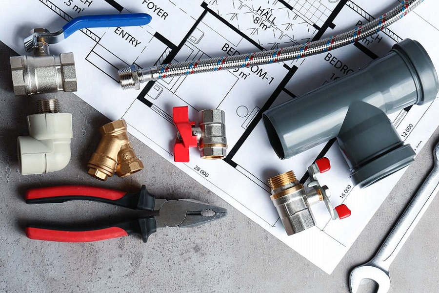 Plumbing renovations and fine fittings